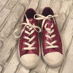 Glitter Converse Shoes